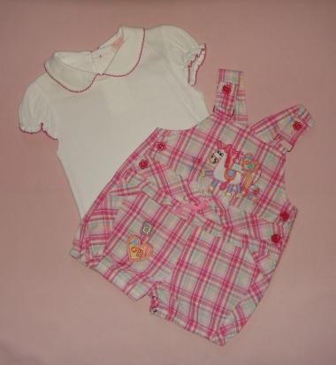 комплект футболка+песочник
