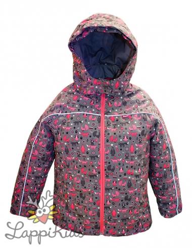 куртка на весну лаппи кидс