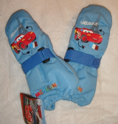 рукавицы тачки