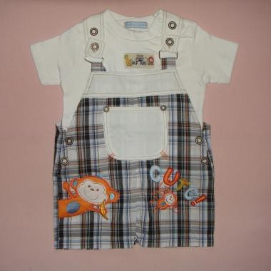 комплект песочник и футболка