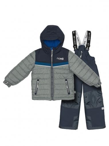 Комплект зимний для мальчика F18M251
