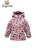 куртка зимняя lappi kids